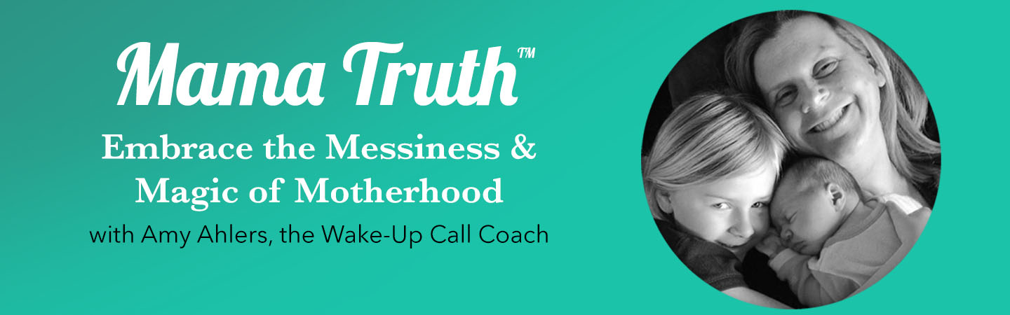 amy ahlers mama truth show banner